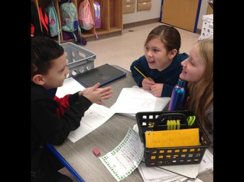 Reciprocal Teaching in 3rd Grade!