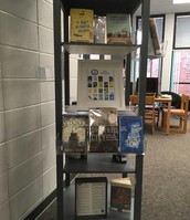 Burrillville Middle School Library