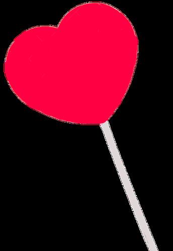 Telegrama de dulce por Día de San Valentín