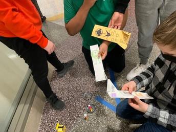 STEM Class: Skimmer Project