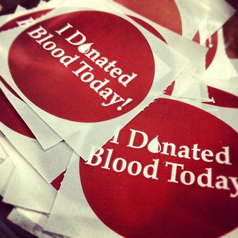 Blood Drive Rescheduled