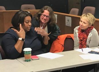 Diversity Committee working on strategic plan