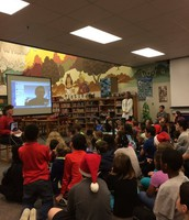 Skyped with author Max Brallier!