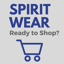 Spiritwear Pre-orders from now until Aug. 23rd