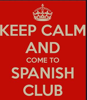 Club de Espanol es muy divertido!