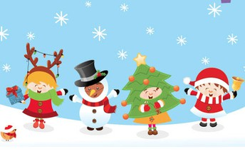 Classroom Christmas Parties Dec. 20th