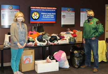 FM REALTORS Winter Gear Donation