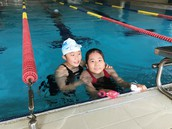Swimming CC