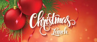 Christmas Lunch Information