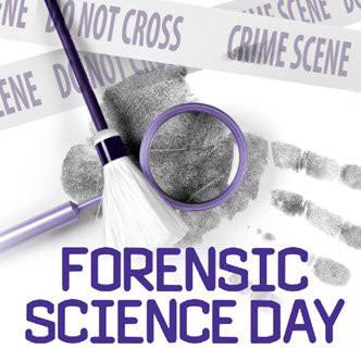 GCU Forensic Science Day