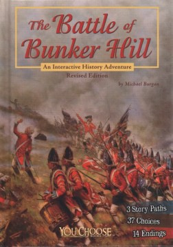 The Battle of Bunker Hill by M. Burgan