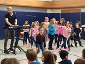 Incorporating technology into music at Brewster