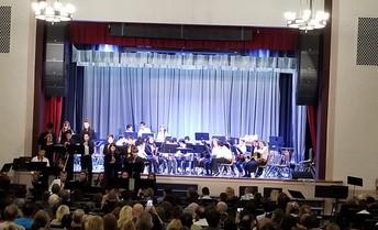 Jazz Band and Beginning Band