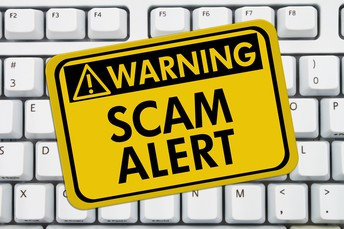SCAM AND SALES EMAILS