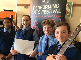 Final Results from The Performing Arts Festival