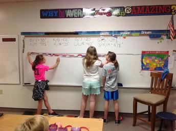 Team Building STEM Paper Chain