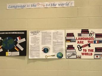 Carver Foreign Language Banquet!