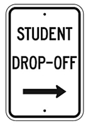 Student Drop Off During the Morning