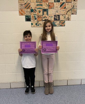 December Bravery Award Winners