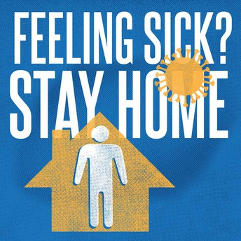 PLEASE keep your child home if they are sick