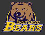Bradley Gardens Bears Logo