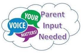 Parental Input Forms - Due April 5, 2021
