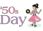October 27 - 50's Day and Cupcake Friday!!!!