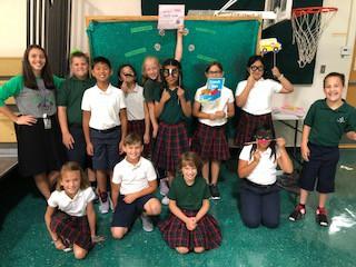 Miss Ross's 4th Grade