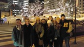 French Club visits Chicago