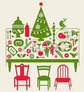 NEXT WEEK - Christmas Potluck Luncheon