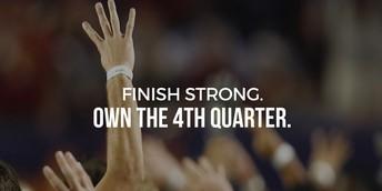 Quarter 4 Begins!