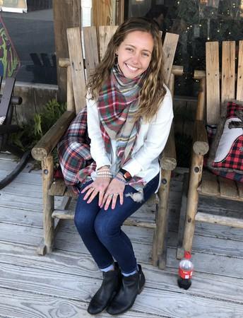 Haley Wrobel: Co-President