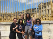 Marie Murphy French Students Visit France