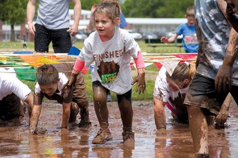 Your First Mud Run - June 2
