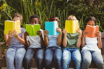 Battle of the Books for the 2020-2021 School Year!