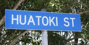 COMMUNITY CONSULTATION - HUATOKI STREET