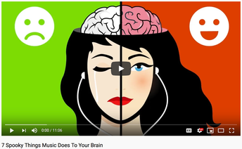 7 Spooky Things Music Does To Your Brain