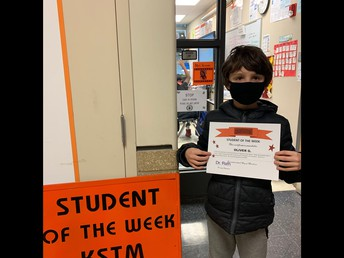 Way to go Oliver!