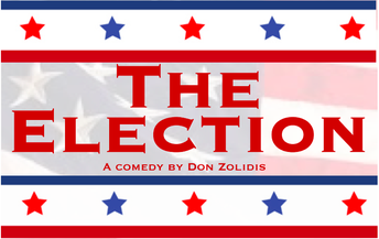 "Cedar Park Onstage Presents ""The Election"" this December 7th & 8th"