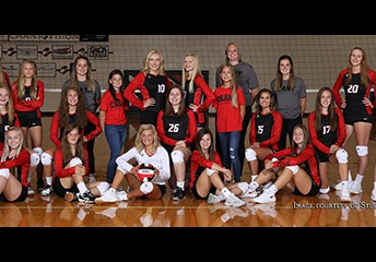 2019-20 Chant Volleyball Team