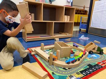 Building a racetrack