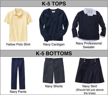 K-5 Uniform