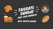 Tailgate Sunday