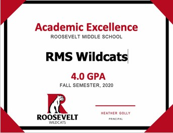 RMS Academic Achievement Awards