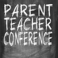 High School Parent Conferences Wednesday November 14th