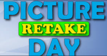 School Picture Retakes on Monday, September 9th