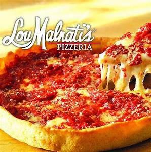 Recaudación de fondos - Compre su cena de Lou Malnati's