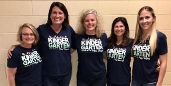 Meet the Kindergarten Teachers!