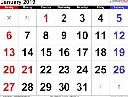 January 2019 Library Happenings