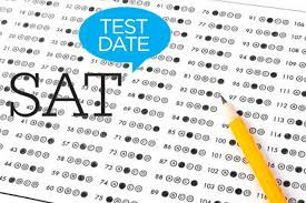 Junior SAT Day--Wednesday, March 3, 2021